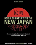 Cover of Doing Business with the New Japan