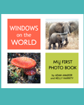 Cover of Windows on the World, a book for children