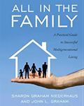 Cover of All in the Family, a book on multi-generational living