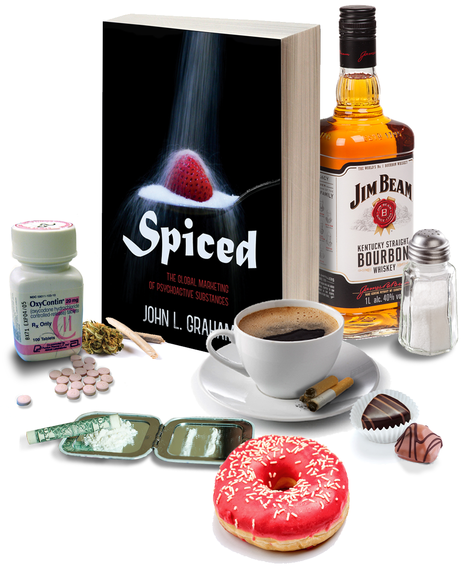Image of Spiced book and hedonic compounds