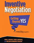 Book cover for Inventive Negotiation